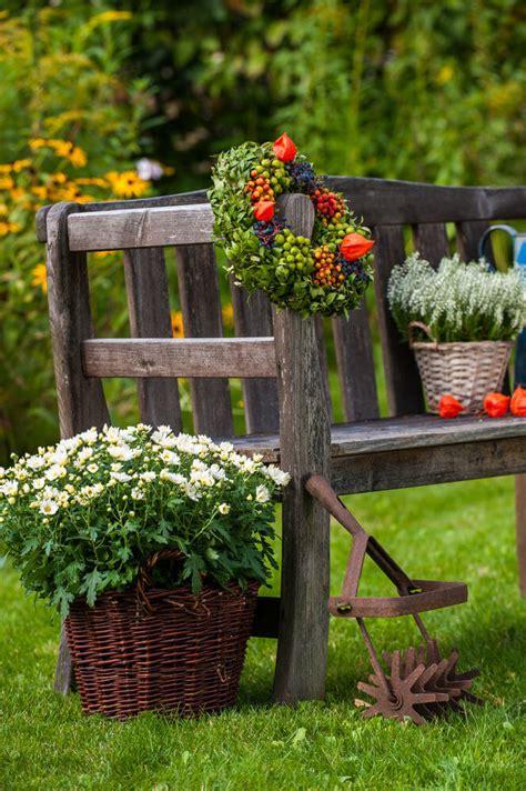 flower bench 60 garden bench ideas
