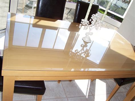 clear plastic table top acrylic table top protector clear plastic table protector
