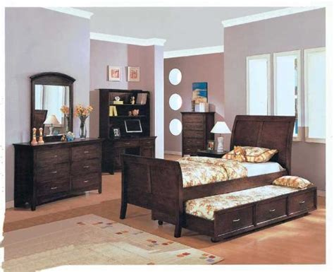 all wood bedroom sets youth 4pc all wood full size bedroom set bedroom design