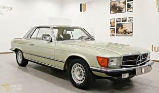 Mercedes 450 Slc Mercedes 450 Slc Coupe 1980 Green For Sale Dyler