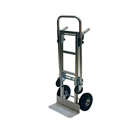 olympia 155 lb pack n roll express telescoping truck