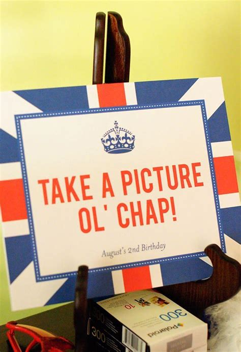 birthday themes uk kara s party ideas london calling british birthday bash