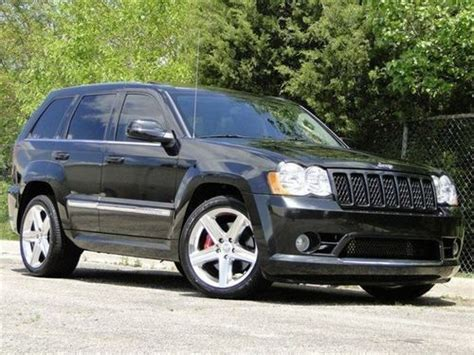 jeep srt 2009 find used 2009 jeep grand cherokee srt 8 in fairborn ohio
