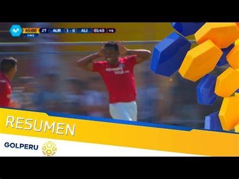 Resumen U Vs Aurich by Sport Huancayo Vs U San Martin 2 3 Resumen Y Goles Fech