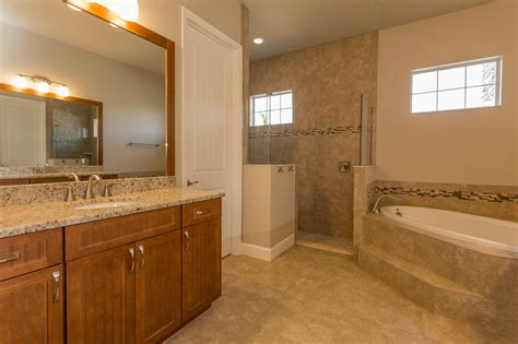 Bathroom And Kitchen Granite Countertops New Melbourne Home Kitchen And Bath With Marsh Cabinets