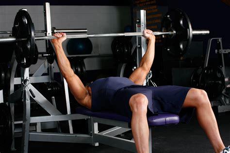 bench start start to fitness barbell bench press flat