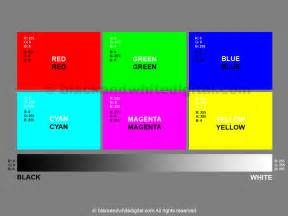 color code to rgb 7 best images of neon color chart paint color chart rgb