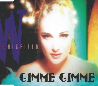 gimme gimme (whigfield song) wikipedia