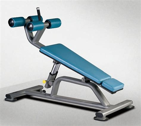 commercial sit up bench impact triumph series th9952 adjustable decline sit up