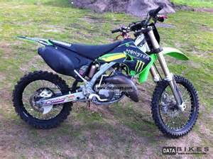 2008 kawasaki kx 125 monster energy