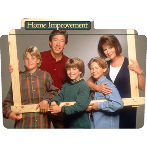 homeimprovement 4 icon tv folder iconset aaron
