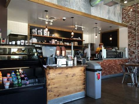 industrial coffee shop this specialty coffee shop is located in an industrial