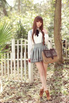Bj 697 Color Grid Skirt A B C preciosa kookv desconocido on line ropa vestido