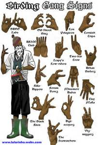 Gang Signs Images & Pictures   Becuo