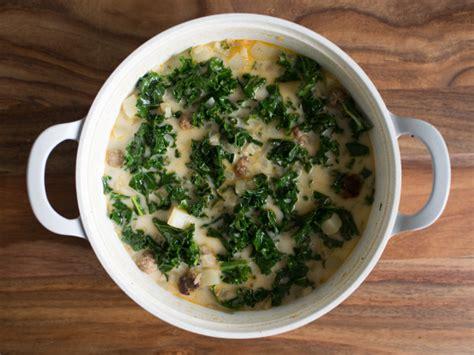 olive garden copycat zuppa toscana recipe genius kitchen