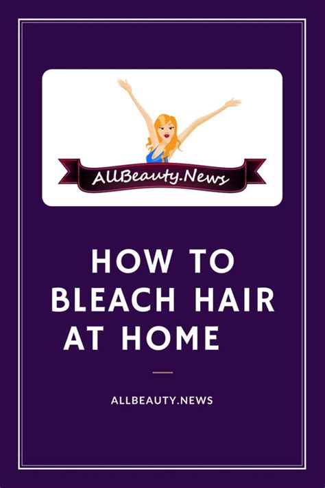 how to hair at home allbeauty news