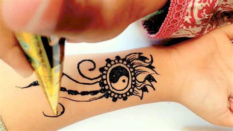 jasa tattoo temporary bandung ᴴᴰ yin yang henna mehndi tatto designs jasa hena indo