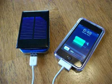 diy solar phone charger diy make your own solar iphone charger