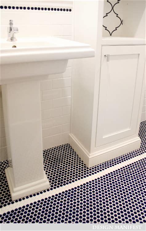 Penny tiles design ideas
