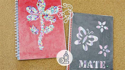 adornos pra cuadernos decoraci 243 n linda para tus cuadernos craftingeek youtube