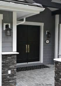 Exterior Wood Paint Grey - gray and white home marble dark wood and more