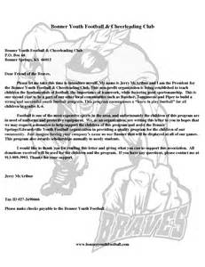 Fundraising Letter For Youth Best Photos Of Youth Sports Donation Request Letter Baseball Team Sponsorship Letter Sports