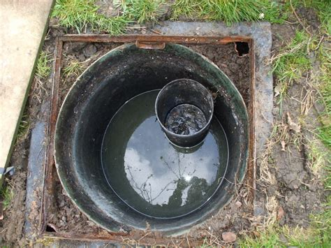 Safety Tank by Septic Tank Problems Mantair