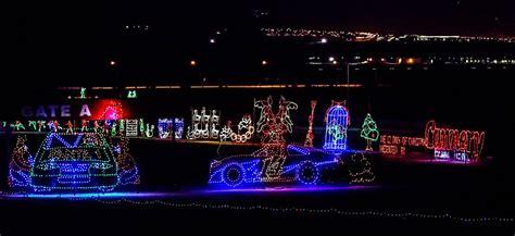 Glittering Lights Vegas Glittering Lights Single Entry Las Vegas Motor Speedway Lights