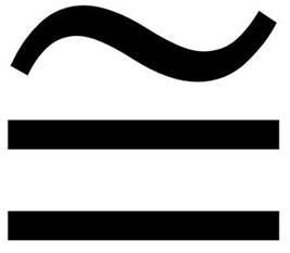 congruent symbol symbol
