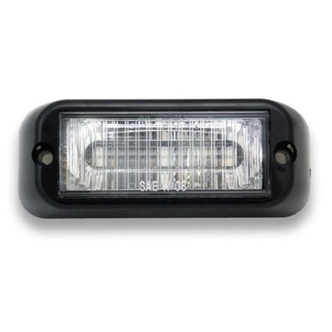 emergency vehicle grille lights edge 3 led grille emergency vehicle warning strobe light