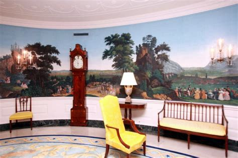 white house diplomatic room diplomatic reception room white house museum