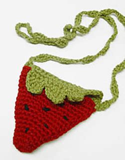 free crochet pattern strawberry bag ravelry strawberry pouch pattern by melissa quot missa quot hills