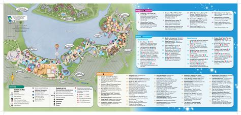 map of downtown disney downtown disney ticket exchange the dis disney discussion forums disboards