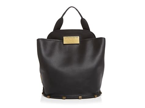 Zac Posen Shoulder Bag by Zac Zac Posen Blythe Sling Shoulder Bag In Black Lyst