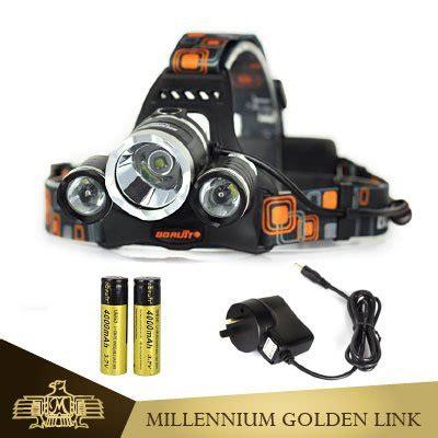 Stok Terbatas Senter Kepala Xm L T6 5000 Lumens jual beli senter kepala xm l t6 5000 lumen baru peralatan industrial lainnya