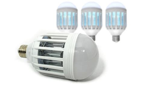 Mosquito Killer L 4 Led up to 68 on mosquito and pest bulbs groupon goods