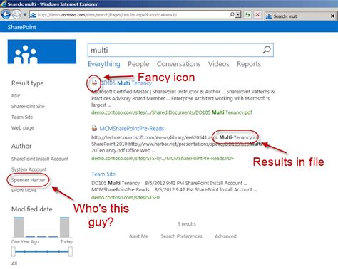 Search Blogs Sharepoint 2013 Natively Supports Pdf Files About Freakin Time Todd Klindt S