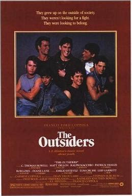 outsiders coppola s new version starring rob lowe the outsiders film wikipedia