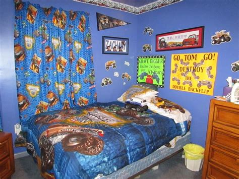 monster jam bedroom the coolest monster jam bedroom that we ve ever seen