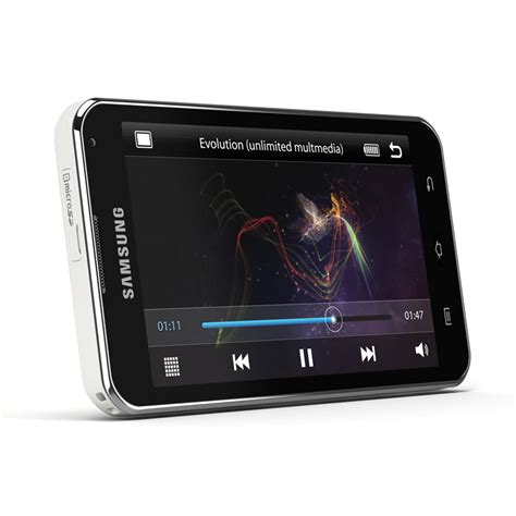 Samsung Player Samsung 5 Inch Galaxy Player Discontinued By Manufacturer Home Audio Theater