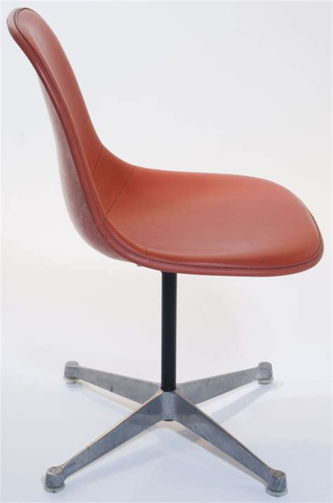 Eames Dining Chairs For Sale Set Of Four Charles Eames For Herman Miller Shell Dining Chairs For Sale Antiques