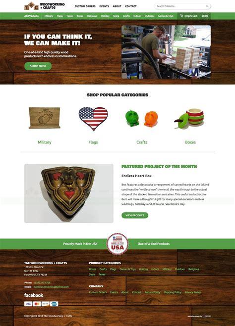 woodworkers websites woodworking website design portfolio cemah creative llc