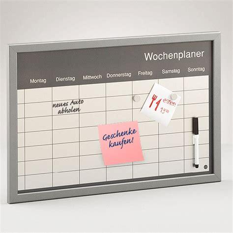 wochenplaner tafel wochenplaner whiteboard magnettafel memoboard pinnwand