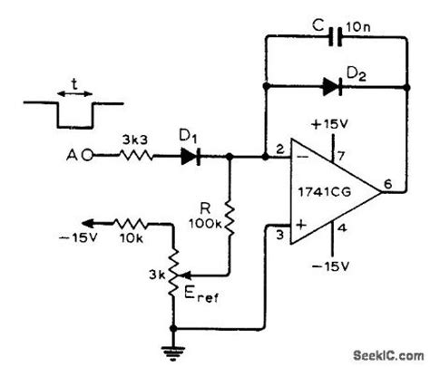 boxcar integrator circuit rc differential diagram rc wiring diagram and circuit schematic
