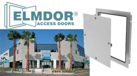 elmdor page 1 california access doors