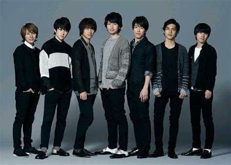 kanjani8 members the official kanjani8 関ジャニ thread groups onehallyu