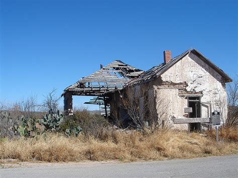 ghost towns in texas map langtry texas ghost town flickr photo