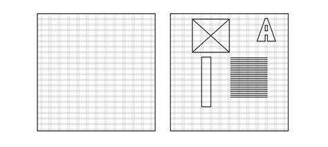 gabbia tipografica come usare le griglie nel graphic design grafigata