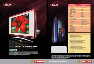 Tv Lcd Polytron Xcel Multimedia polytron tv polytron l sidi tv multimedia
