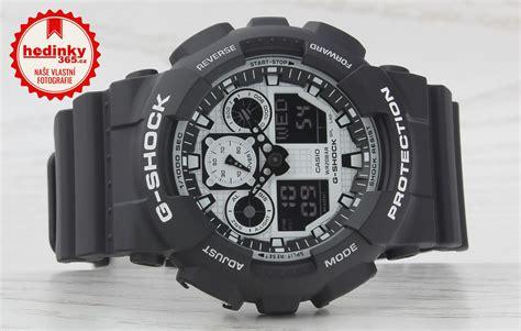 Casio G Shock Ga 100bw casio g shock g classic ga 100bw 1aer hodinky 365 cz
